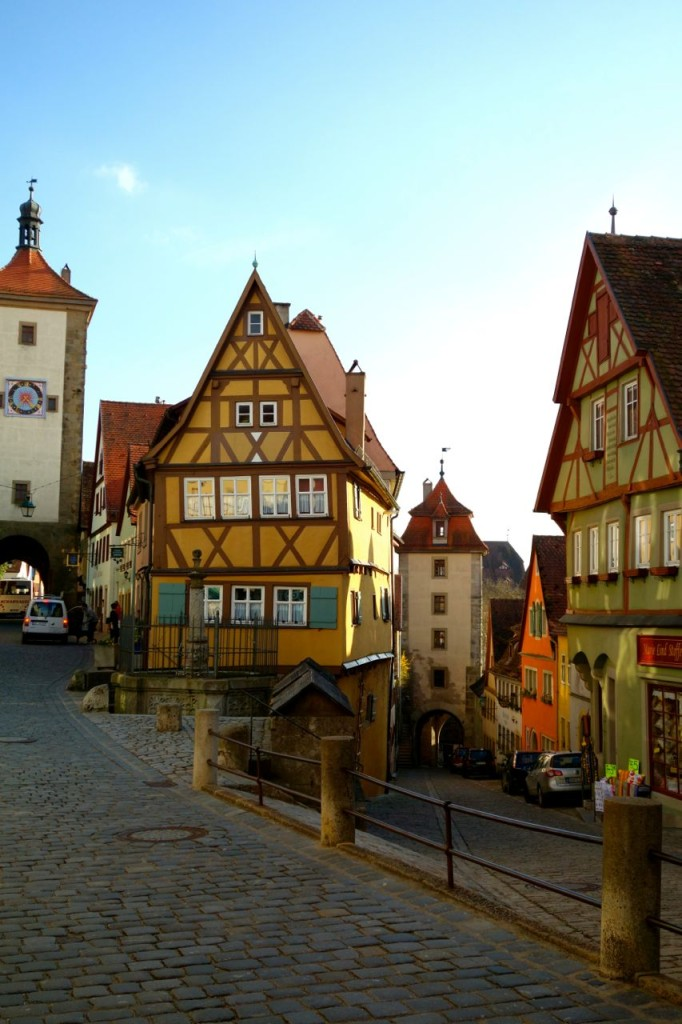 Beautiful Rothenburg Germany