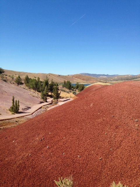 Painted Hills one of the 7 Wonders of Oregon