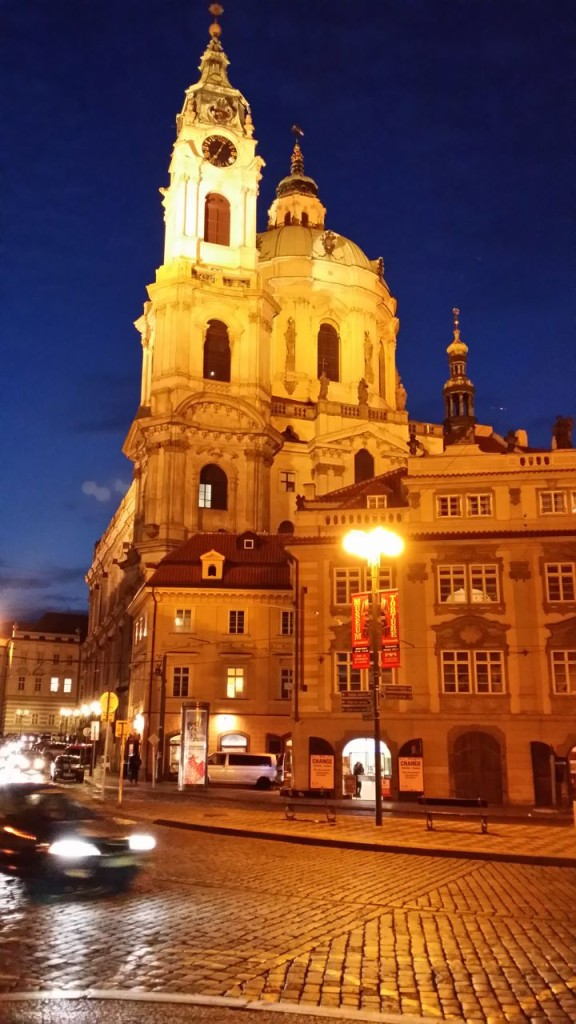 Prague at Night never gets old