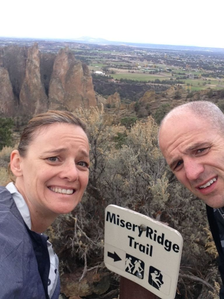 Misery Ridge Trail