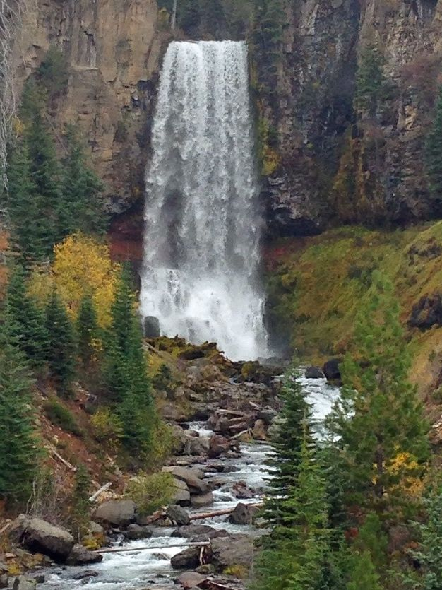 Fall hikes in Bend, OR