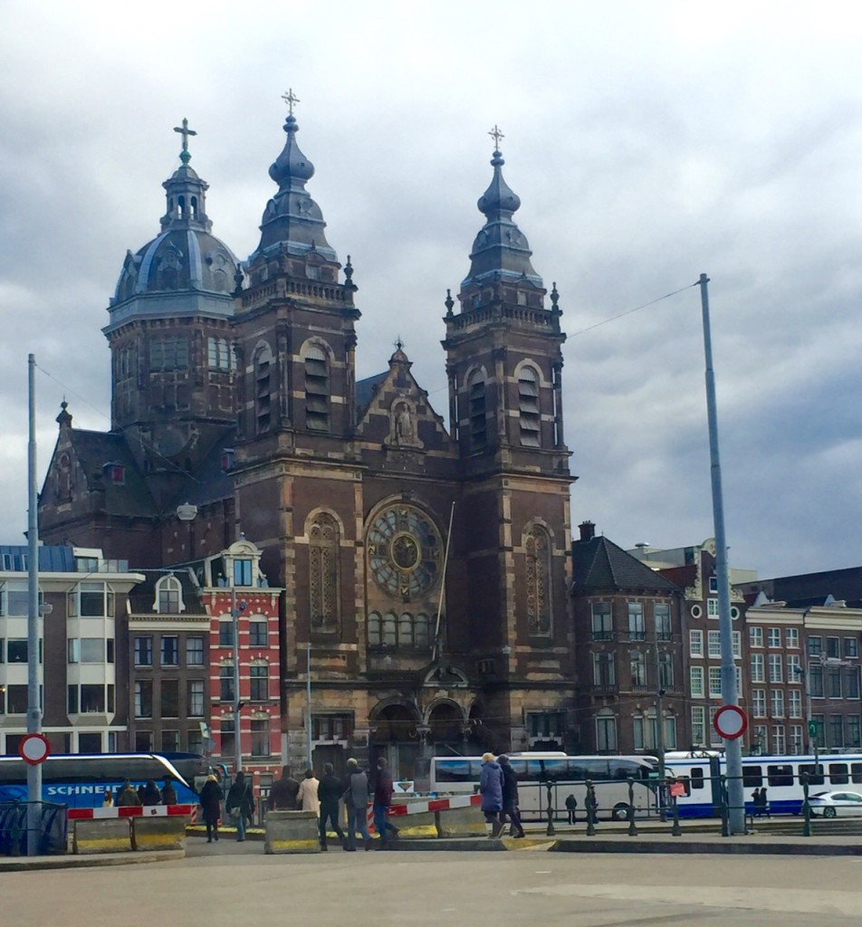 Church of St. Nicolas Amsterdam