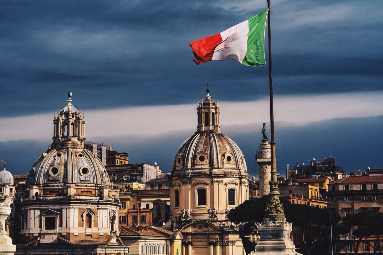 Italian Flag: Making The Most Of An Adventure To Rome, Italy