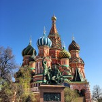 Sights And Tastes Of Moscow, Russia
