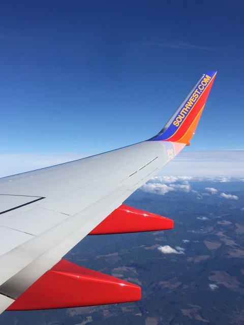 Flying Southwest