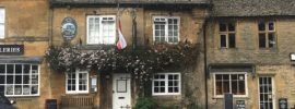 Everything is so charming in Stow on the Wold