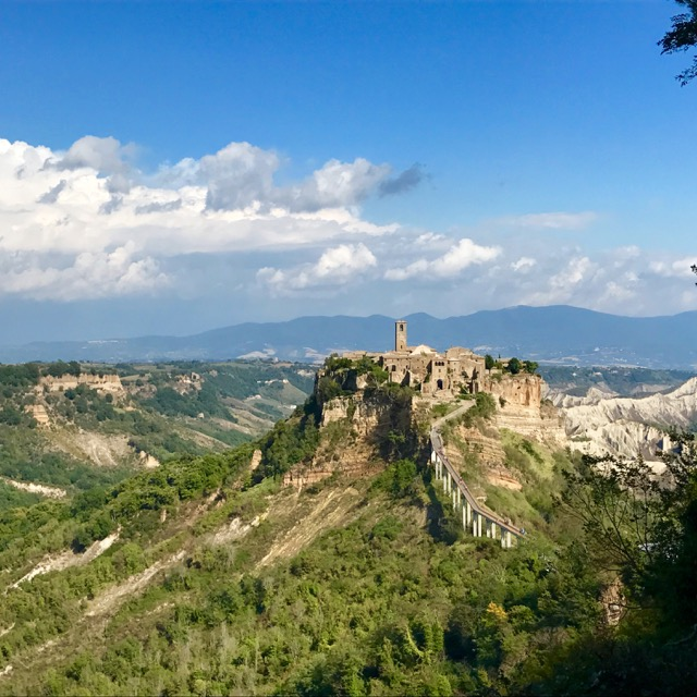Small Charming Italian Towns - Civita Bagnoregio