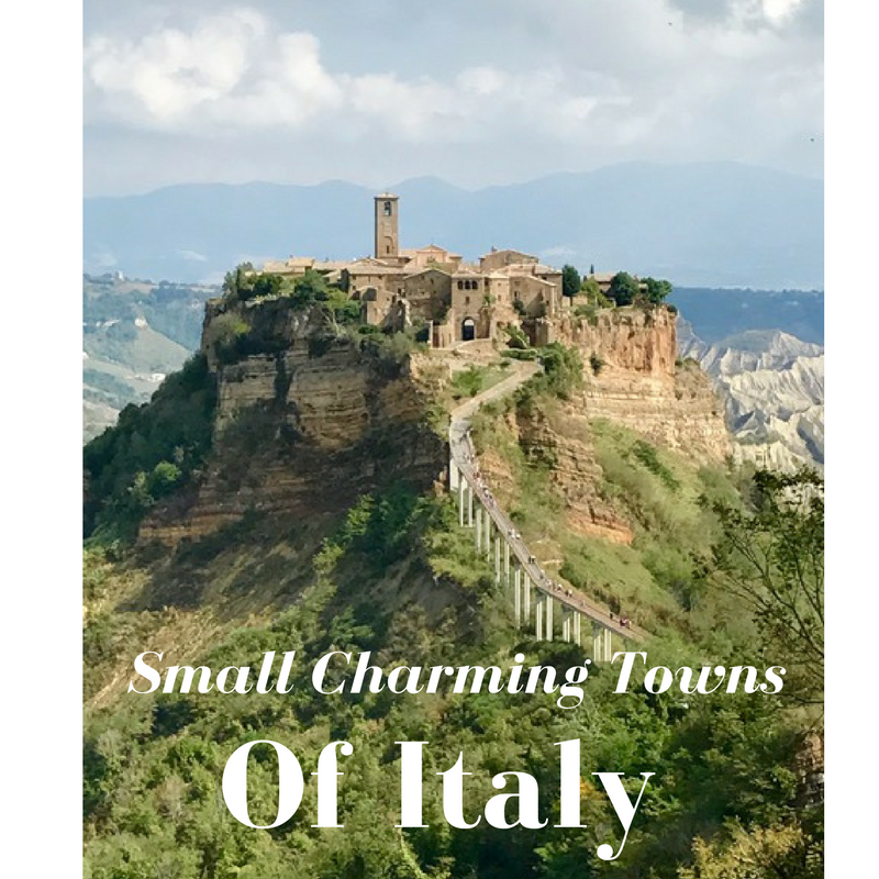 Charming Small Towns of Italy